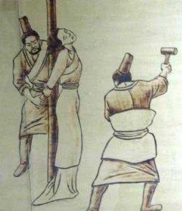 变态至极!古代日本惩罚女犯人的12大酷刑